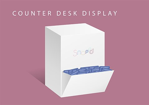 Counter Desk Display